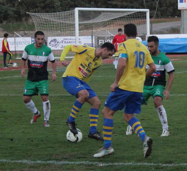 Tropiezo de la SP Villafranca ante el Don Álvaro (2-2)