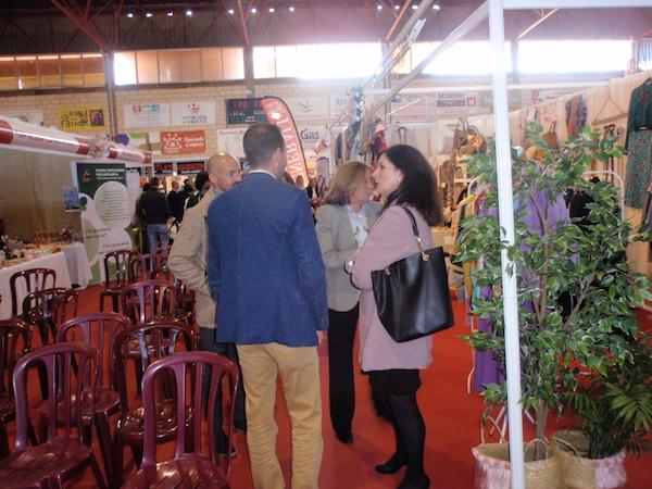 Arrancan tres días de Expobarros 2018 con más 60 expositores mostrando sus productos