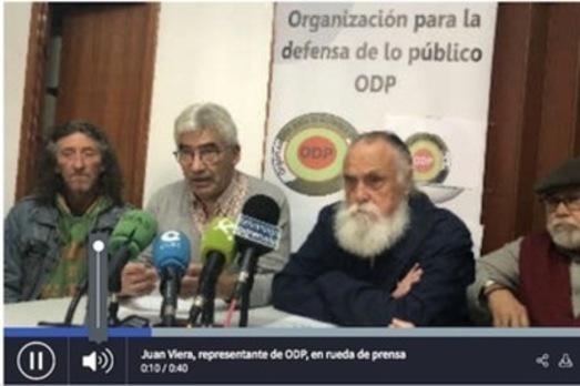 La Organización en Defensa de lo Público pretende dar el salto a la política autonómica