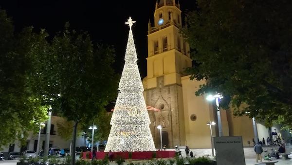 Todas las barriadas dispondrán este año de un pino navideño