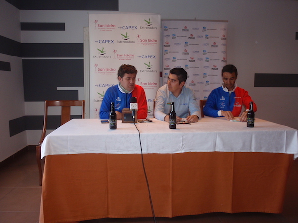 4 atletas del CAPEX se citan el próximo sábado en el Campeonato de España absoluto en pista cubierta