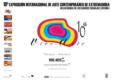 La Galería de Arte María Nieves Martín acoge Vive Arte 2019, la 10ª Exposición Internacional de Arte Contemporáneo de Extremadura