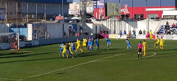 La UD Zafra Atlético vence 2-0 a la SP Villafranca
