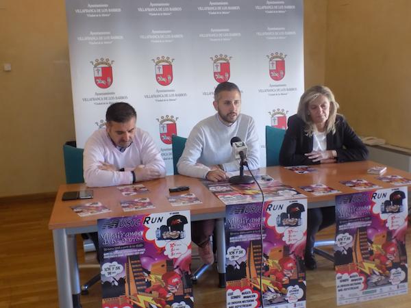 Villafranca vivirá la primera edición del circuito de carreras nocturnas «Music Run»