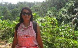 Mariluz Carrillo presentó su libro «Versos de Verano»