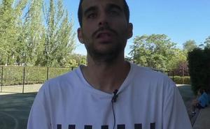 Josema Romero Caro, coordinador del Campus de Balonmano, basado en la creatividad y la diversión