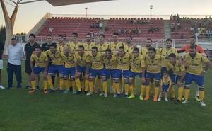 El Extremadura UD «B» gana al Villafranca y se alza con el Trofeo «Virgen Coronada»
