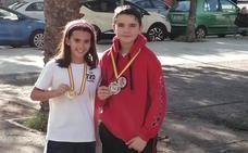 Bárbara Mateo se alza con la medalla de oro en el Campeonato de España de Taekwondo
