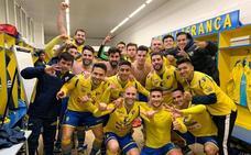 La SP Villafranca, segundos de grupo en la primera vuelta de la Primera División Extremeña (35 puntos)