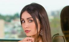 Inma Pérez Moro se presenta al Certamen de Miss Internacional España