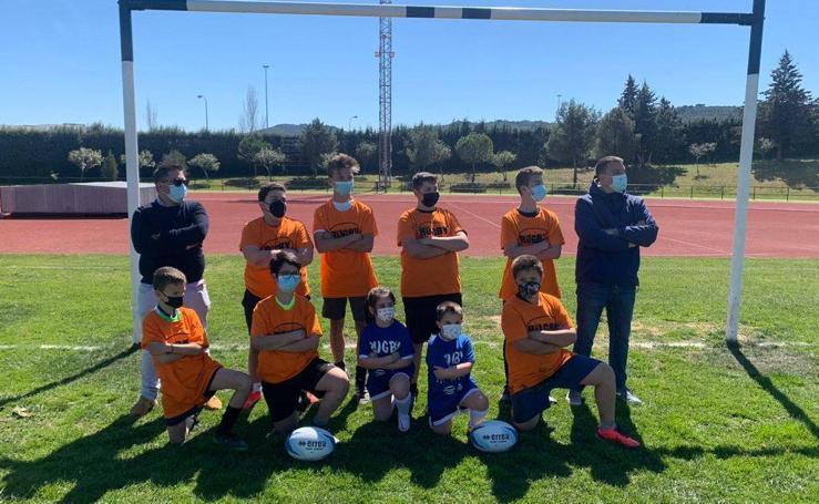 Nueva Escuela Deportiva de Rugby en Villafranca de los Barros