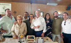 El pregón de las fiestas del Pilar correrá a cargo de la familia Bernardo Núñez Cano