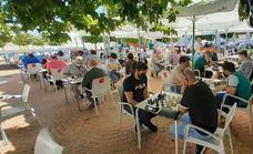 Francisco Toro y Rubén Travado vencen en el Torneo de ajedrez del Pilar