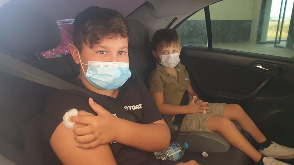 Los jóvenes, más cerca de estar inmunizados