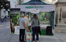 Una campaña premia el reciclaje de vidrio por parte de los ciudadanos
