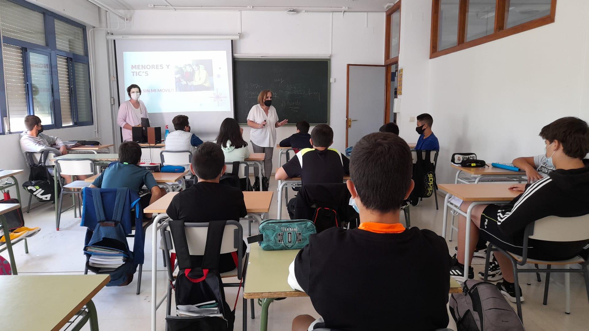 700 alumnos aprenden a prevenir conductas adictivas