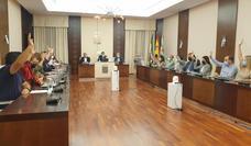 Toda la corporación municipal vota 'sí' a la consulta popular de 2022 por la unión entre Villanueva y Don Benito