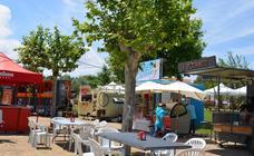Un total de nueve foodtruck se darán cita en el Parque El Rodeo