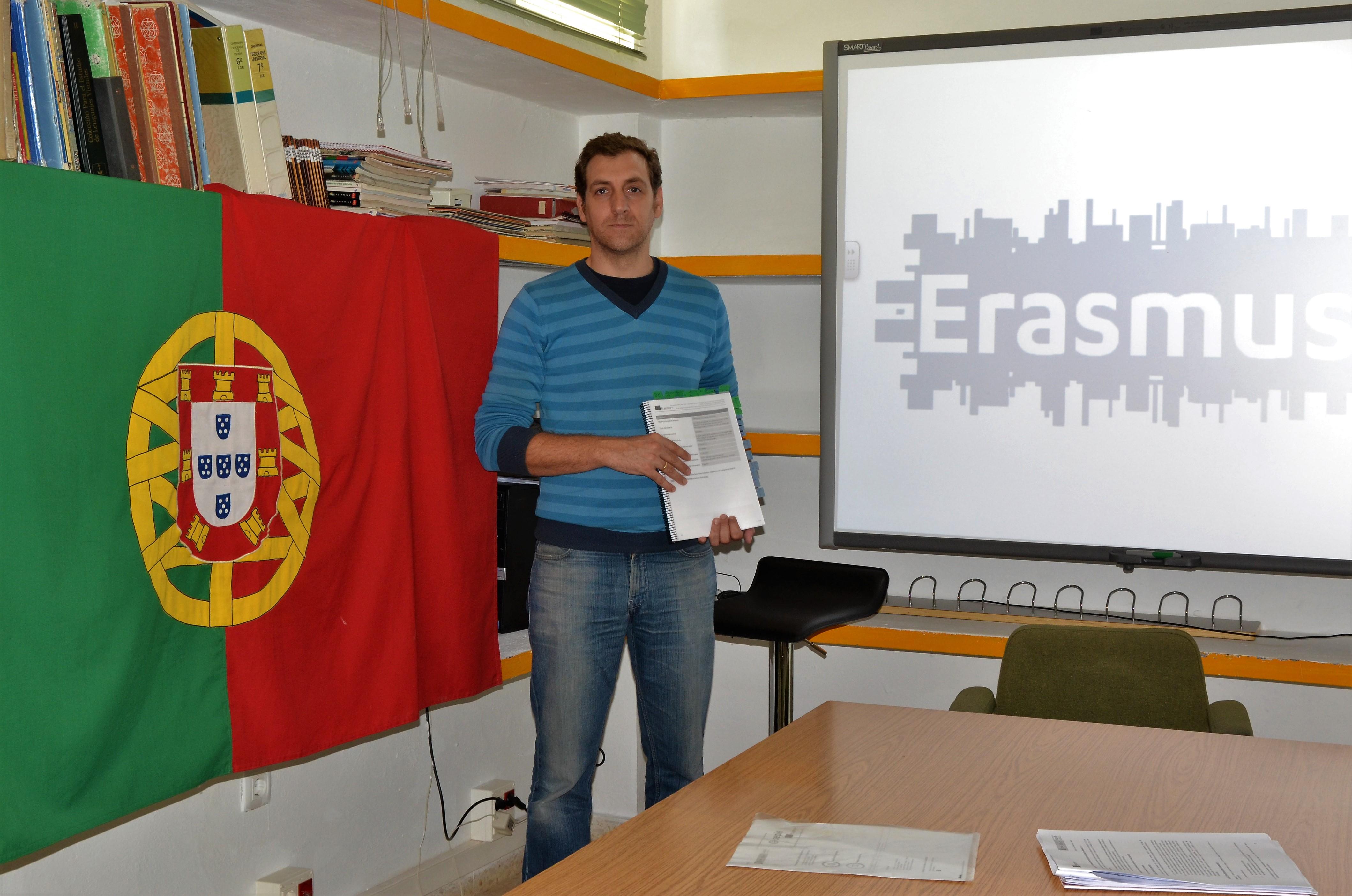 Los Centros Educativos de Mourâo y Villanueva desarrollarán conjuntamente un proyecto Erasmus