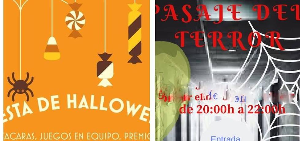 El Ayuntamiento y la Asociación de Mujeres organizan actividades de Halloween
