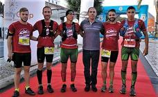 El Club Villanueva Trail Running participa cada vez en más pruebas