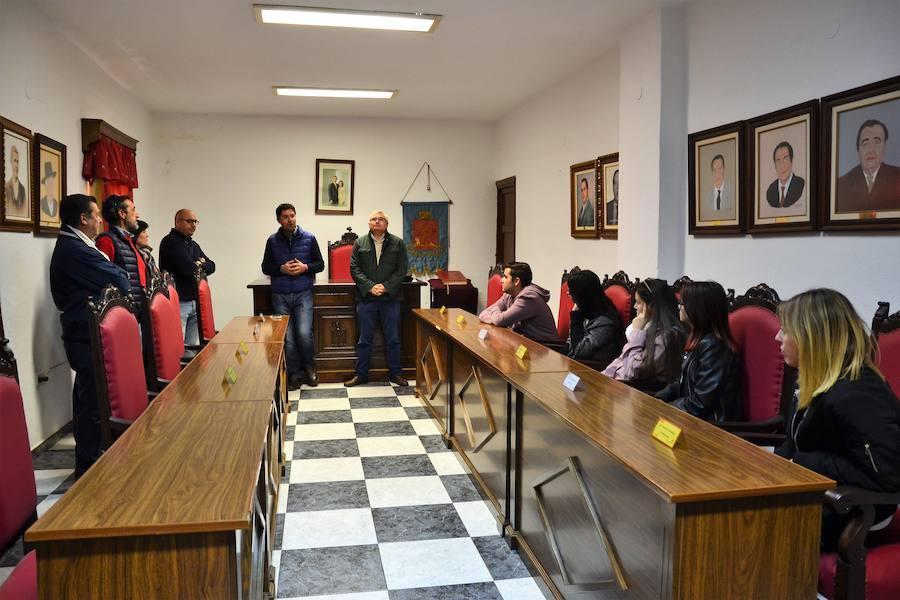 Presentada la Escuela de 'Pintura industrial y decorativa en construcción' en Villanueva