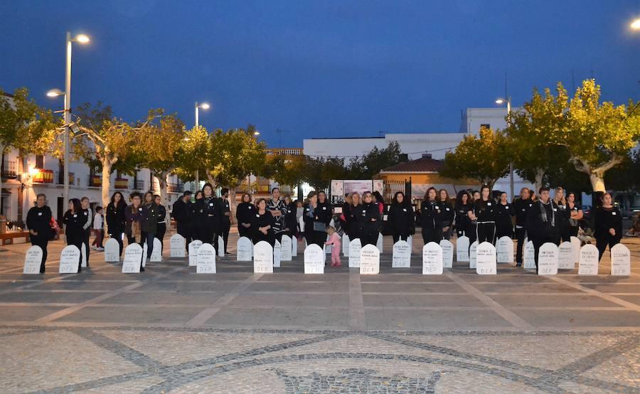 La localidad conmemorará el Día Internacional para la Eliminación de la Violencia Contra las Mujeres el viernes 23 de noviembre