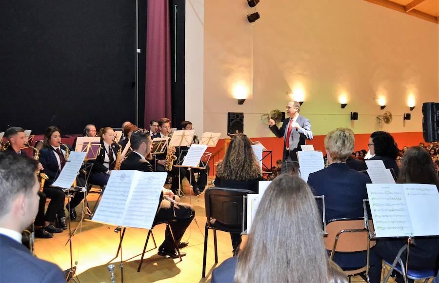 El Salón de Actos acogerá el concierto de la Banda Municipal por Santa Cecilia