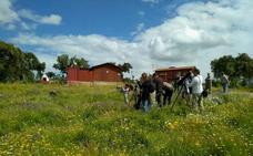El Centro de Formación acoge las I Jornadas Ornitológicas 'ORNITO-ALQUEVA'