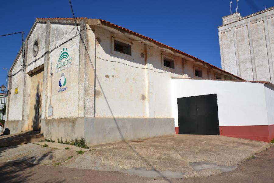 El Ayuntamiento creará un salón cultural y de formación en el Senpa