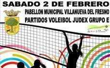 Tres localidades disputarán la 7ª Jornada de Liga Femenina de voleibol en el Pabellón Municipal