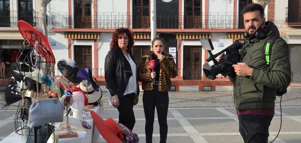 'La Lupeneta' de Canal Extremadura visitó la localidad