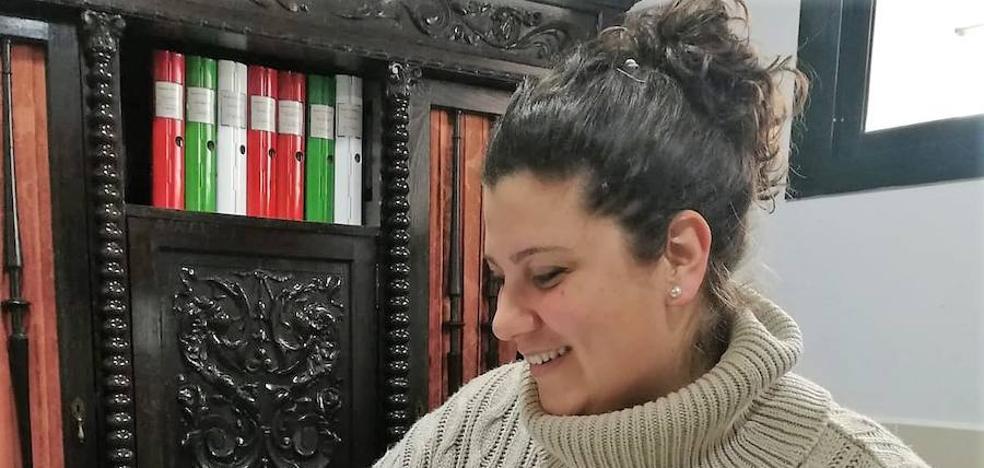 Estrella Fernández Bocanegra toma posesión como Jueza de Paz sustituta
