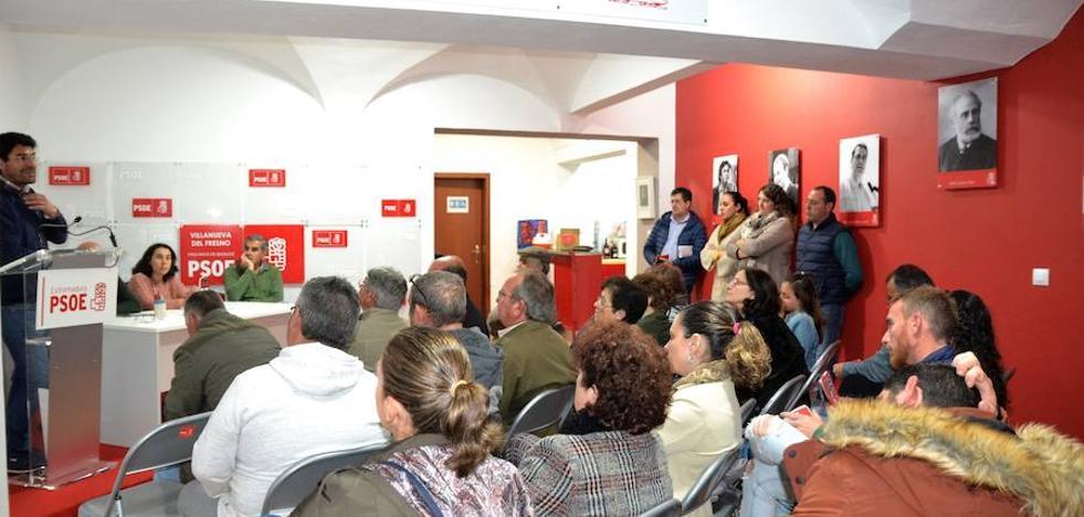Ramón Díaz Farias encabeza de nuevo la lista por el PSOE a la alcaldía
