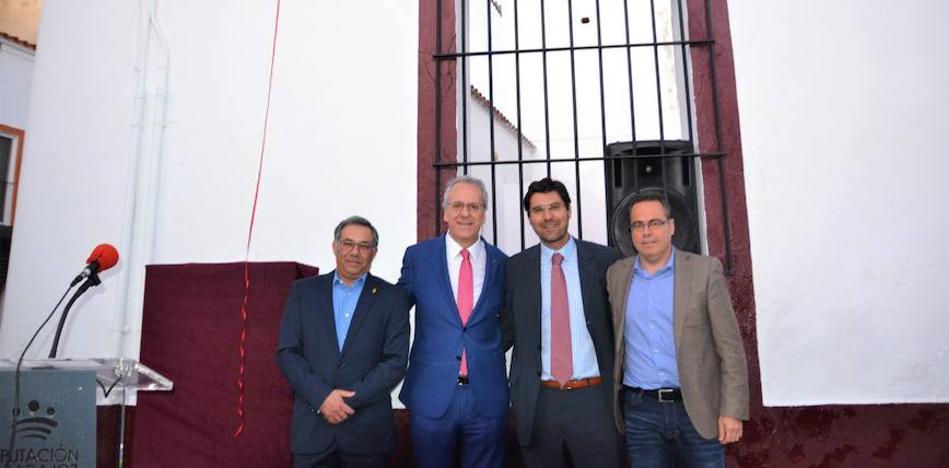 El exrector Segundo Píriz inauguró su avenida junto a familia y amigos