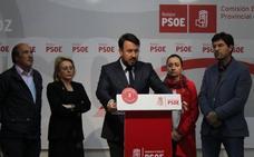Los alcaldes del PSOE del suroeste de la región se unen contra la mina de uranio
