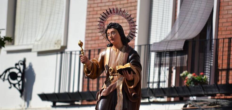 Las obras previstas en las instalaciones de la ermita hacen disminuir los premios de la romería