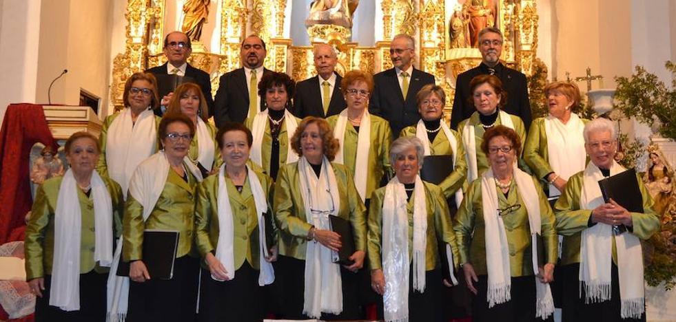 La Coral Ars Vetera ofrecerá su concierto sacro en la Iglesia Parroquial