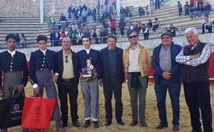 Manuel Perera ganó el IV Bolsín Ciudad de Llerena en su reaparición