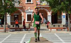 El corredor local Ramón Rodríguez se alzo con 3 premios en el IV Trail