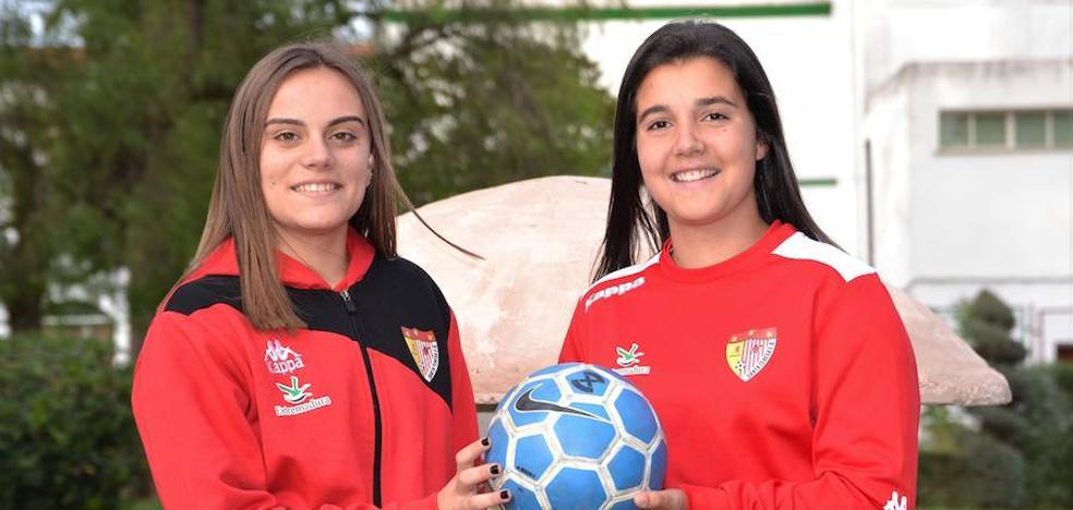 «Ha sido espectacular subir a Segunda en el año de nuestro debut con el Santa Teresa B»