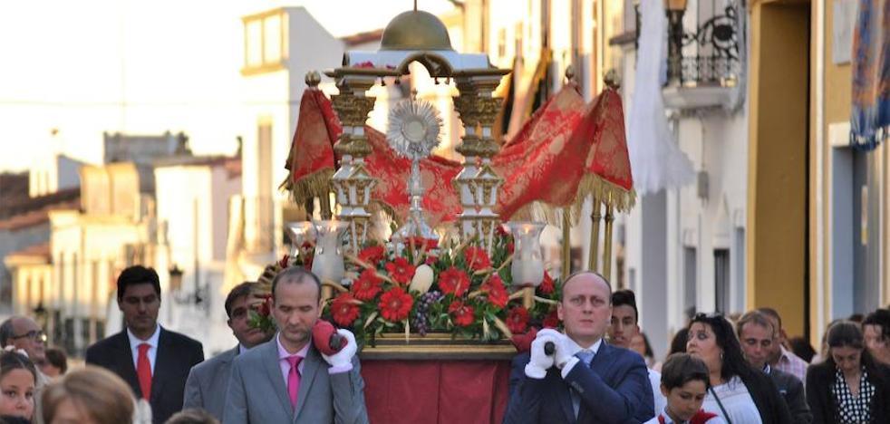 La procesión del Corpus Christi se celebrará este año por la mañana
