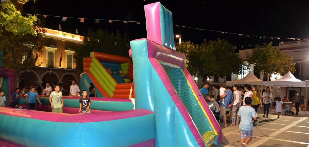 La Fiesta infantil Happy Summer llegará de nuevo a la plaza
