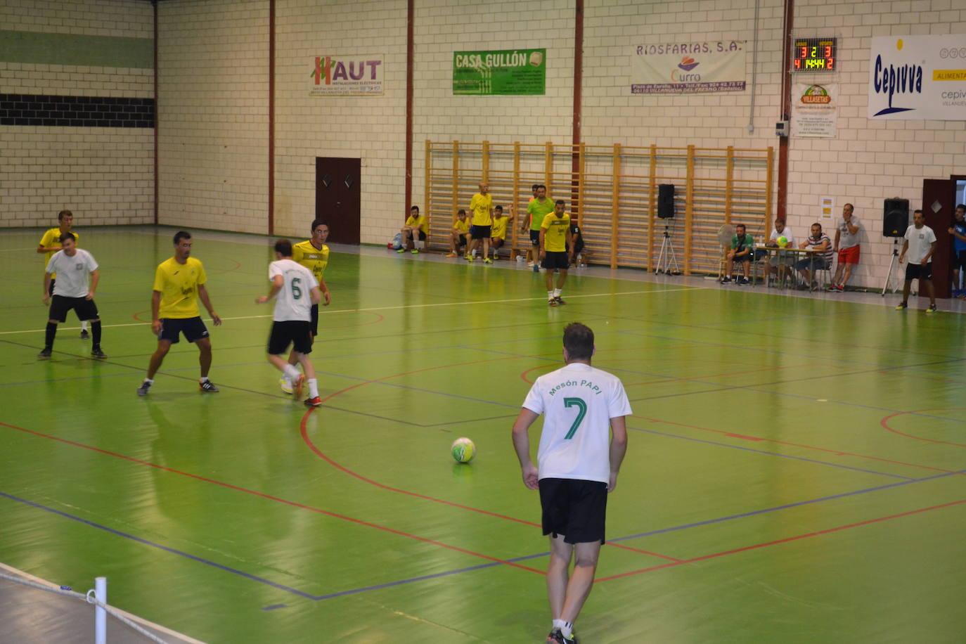 La Concejalía de Deportes organiza un torneo de verano de fútbol 7 absoluta