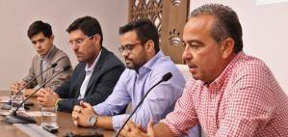 José Garrido, Ginés Marín y Juanito torearán en las Ferias y Fiestas