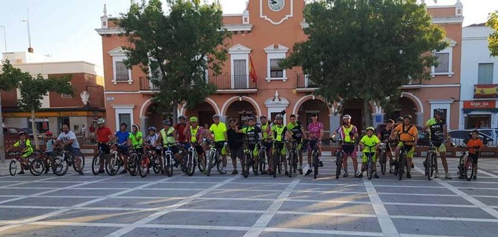 Organizada la II Ruta Ciclista BTT Nocturna y Familiar
