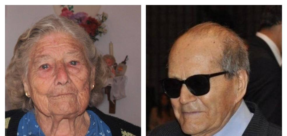 Los abuelos del año Ramona Barajas y Blas Vinagre serán homenajeados en la plaza