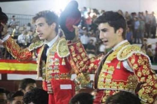 Manuel Perera y Eric Olivera ganaron el 1º y 2º puesto, respectivamente, del Certamen de Diputación