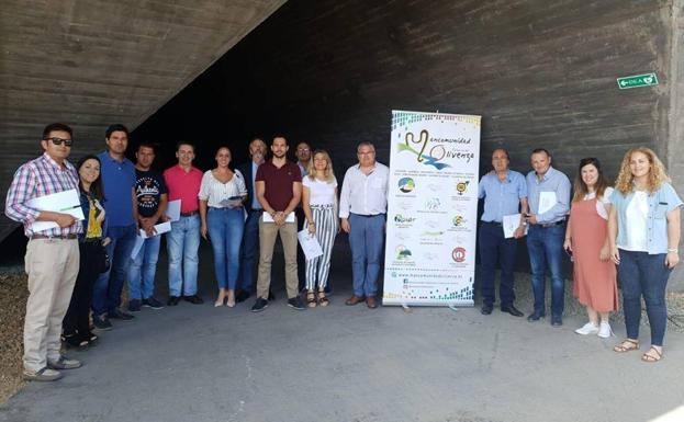 El alcalde de Alconchel, reelegido presidente de la Mancomunidad de Olivenza