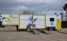 El equipo de ITV móvil pasará la revisión de vehículos agrícolas y ciclomotores